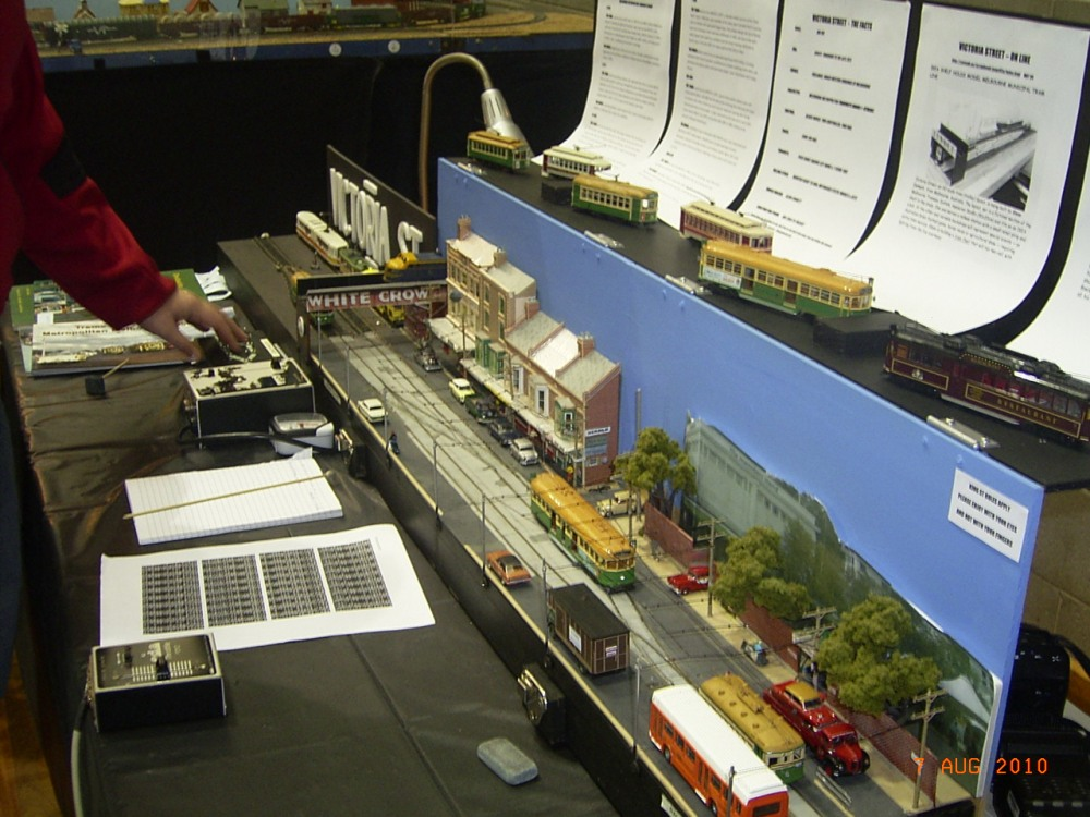 Off my trolley - streetcars and trolley layouts (4/5)