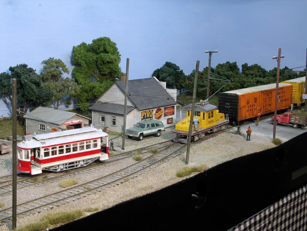 Off my trolley - interurban branchlines - 1 (1/6)