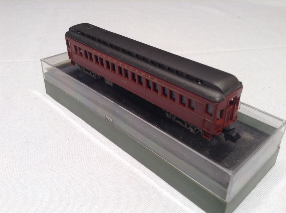 Off my trolley - modelling traction in N (5/6)