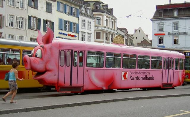 Pig-Tram