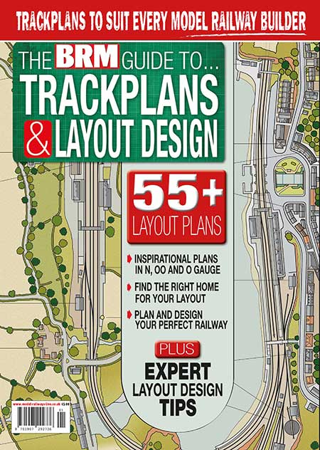 Book review - 'The BRM Guide to Trackplans & Layout Design (1/2)