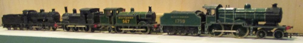 'OO' Locos - Jon's old trains #4 (1/6)