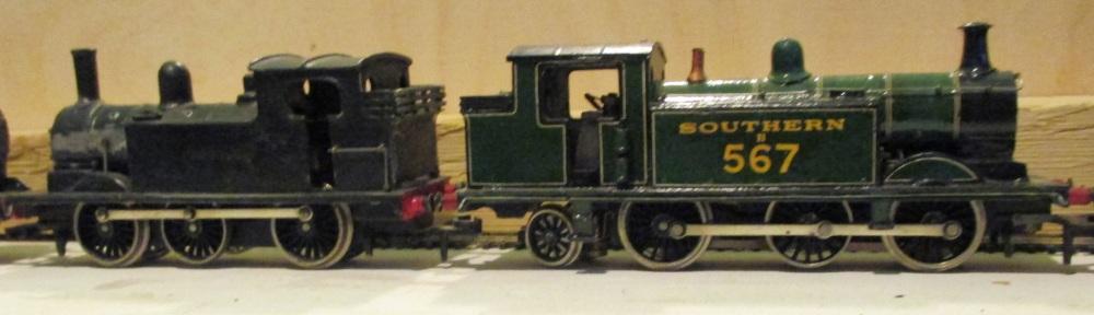 'OO' Locos - Jon's old trains #4 (2/6)