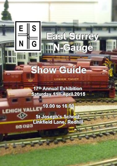 What's at the ESNG show? (1/2)