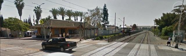 Watts street view