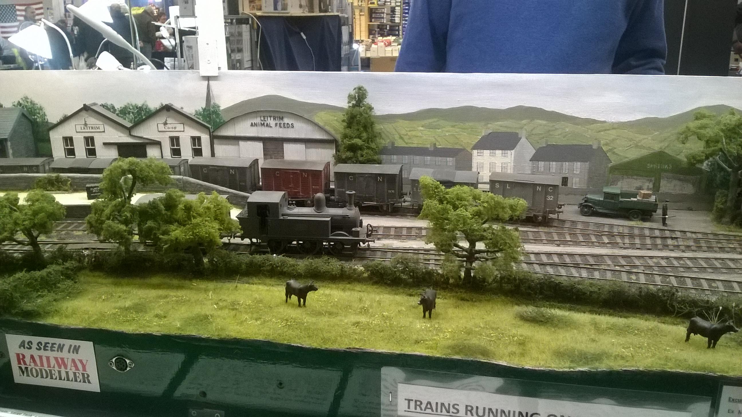 London Festival of Railway Modelling – 2016 – #3 | esngblog