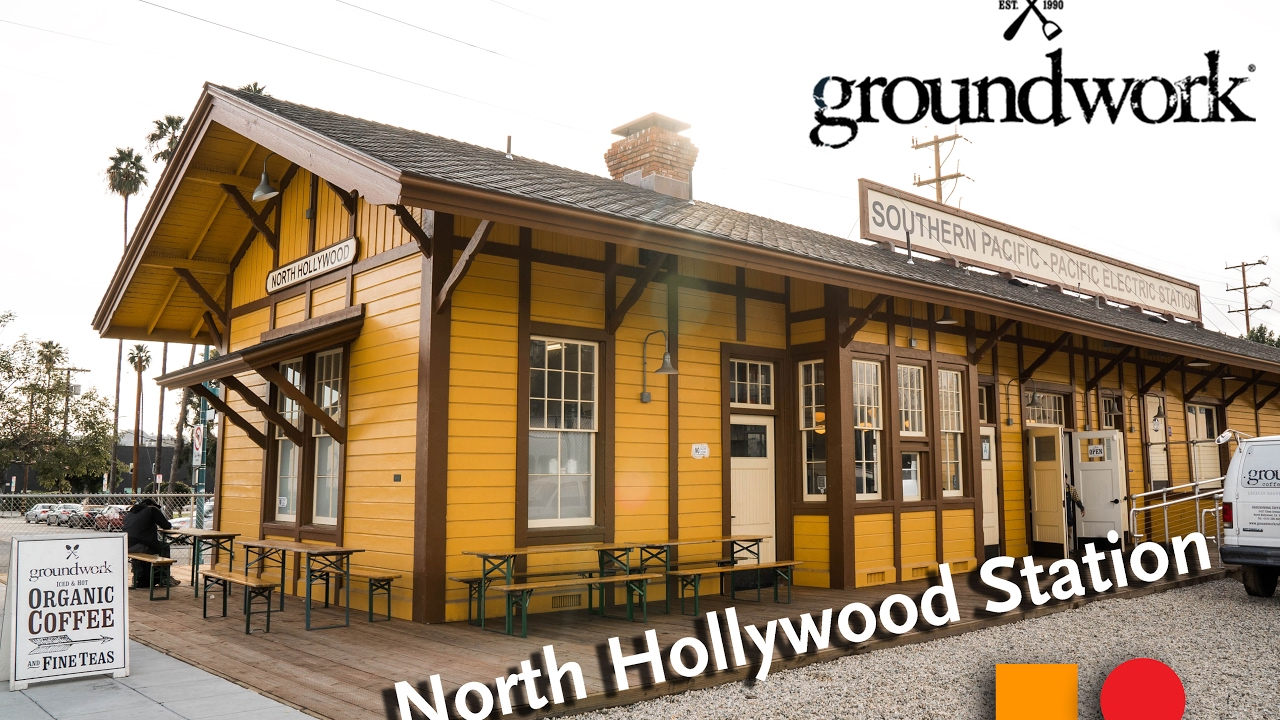 Off my trolley north hollywood yet again esngblog for Railroad depot plans