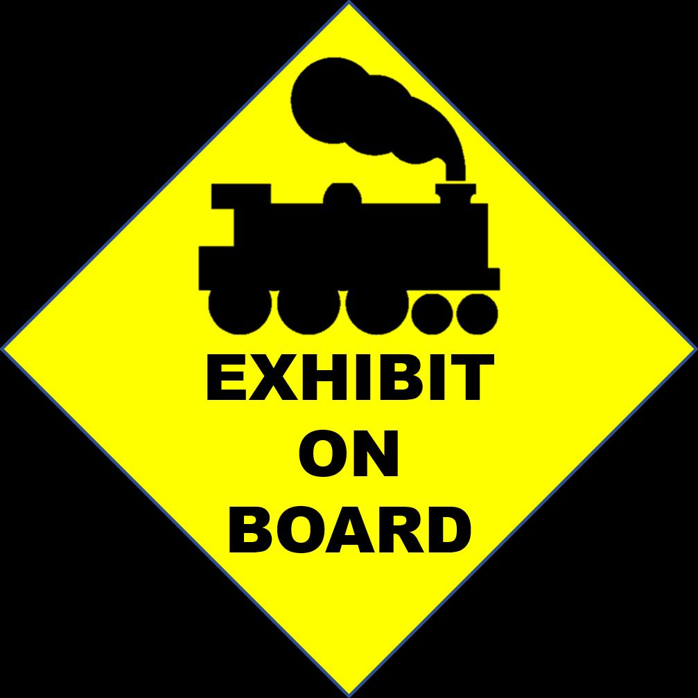 exhibit on board